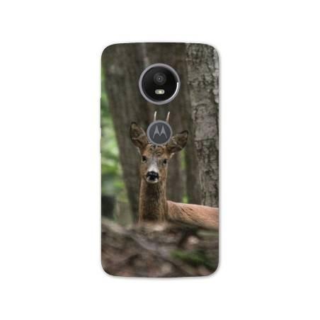 Coque Motorola Moto E5 PLUS chasse peche