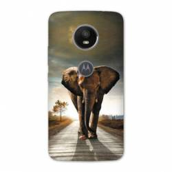 Coque Motorola Moto E5 PLUS savane