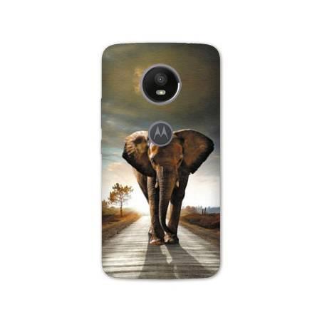 Coque Motorola Moto E5 PLUS savane