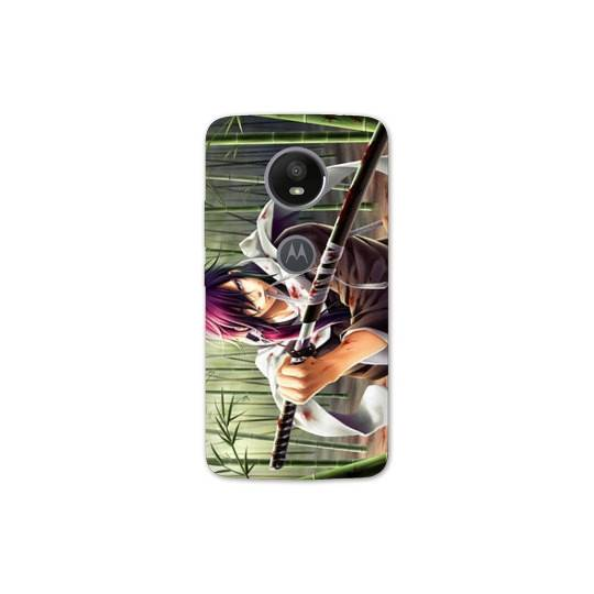 Coque Motorola Moto E5 PLUS Manga - divers