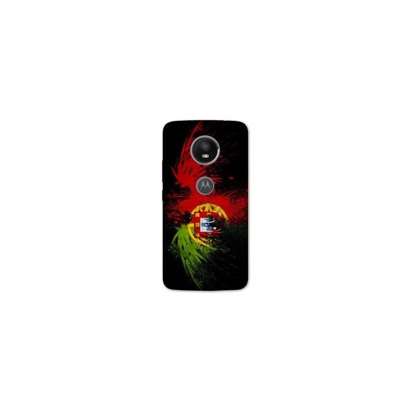 Coque pour Motorola Moto E5 PLUS Portugal