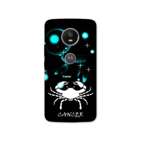 Coque Motorola Moto E5 PLUS signe zodiaque
