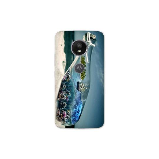 Coque Motorola Moto E5 PLUS Mer