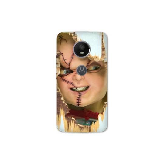 Coque Motorola Moto E5 PLUS Horreur