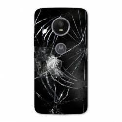 Coque Motorola Moto E5 PLUS Trompe oeil