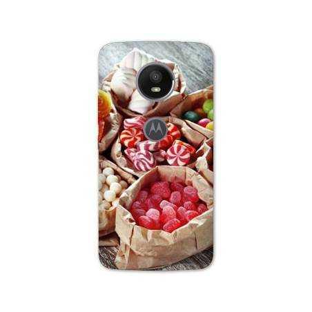 Coque Motorola Moto E5 PLUS Gourmandise
