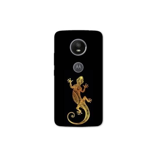 Coque Motorola Moto E5 PLUS Animaux Maori