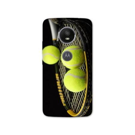 Coque Motorola Moto E5 PLUS Tennis