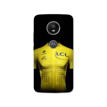 Coque Motorola Moto E5 PLUS Cyclisme