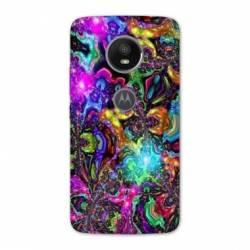 Coque Motorola Moto E5 PLUS Psychedelic