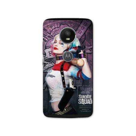 Coque Motorola Moto E5 PLUS Harley Quinn