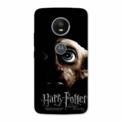 Coque Motorola Moto E5 PLUS WB License harry potter A