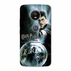 Coque Motorola Moto E5 PLUS WB License harry potter C