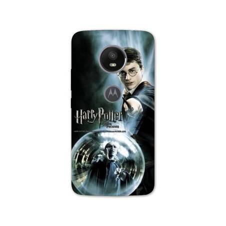 Coque Motorola Moto E5 PLUS WB License harry potter C