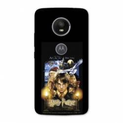 Coque Motorola Moto E5 PLUS WB License harry potter D