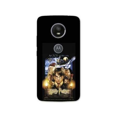 Coque Motorola Moto E5 PLUS WB License harry potter D