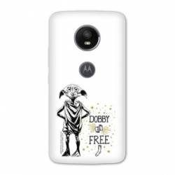 Coque Motorola Moto E5 PLUS WB License harry potter dobby