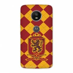 Coque Motorola Moto E5 PLUS WB License harry potter ecole