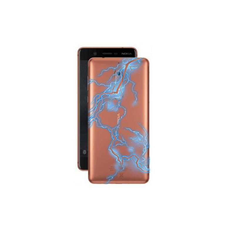Coque transparente Nokia 5 eclair