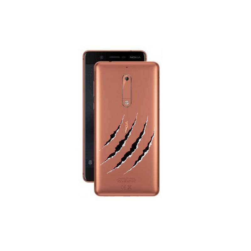Coque transparente Nokia 5 griffure