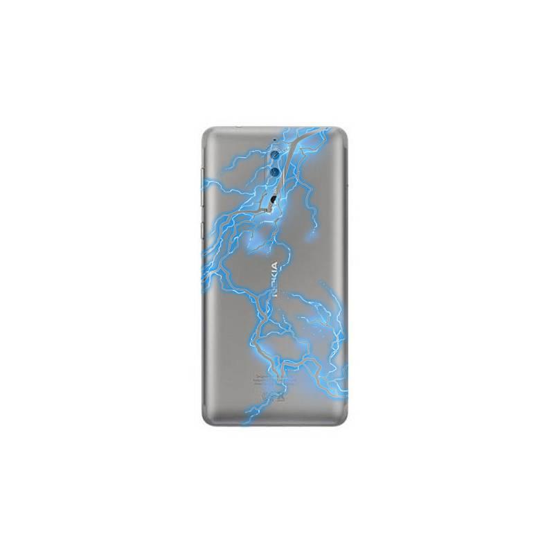 Coque transparente Nokia 8 eclair