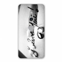 Coque Sony Xperia XZ2 amour