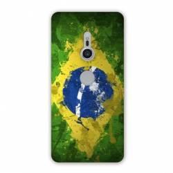 Coque Sony Xperia XZ2 Bresil
