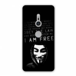 Coque Sony Xperia XZ2 Anonymous