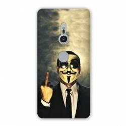 Coque Sony Xperia XZ2 Anonymous
