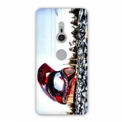 Coque Sony Xperia XZ2 Moto