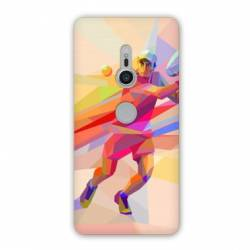 Coque Sony Xperia XZ2 Tennis