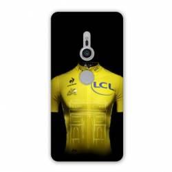 Coque Sony Xperia XZ2 Cyclisme