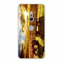 Coque Sony Xperia XZ2 Agriculture