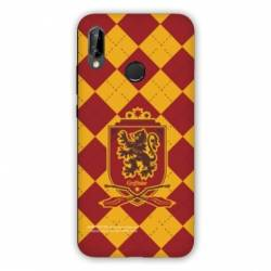 Coque Huawei P20 Lite WB License harry potter ecole