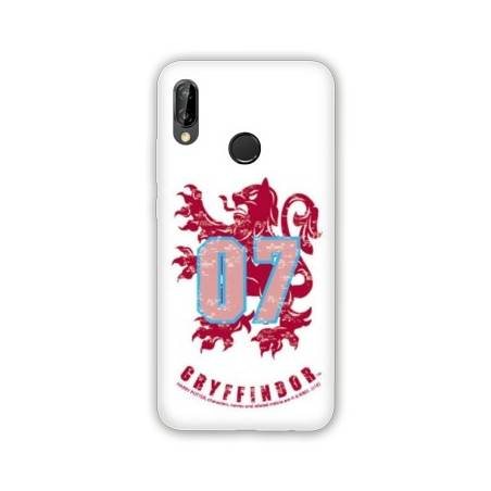 Coque Huawei P20 Lite WB License harry potter pattern