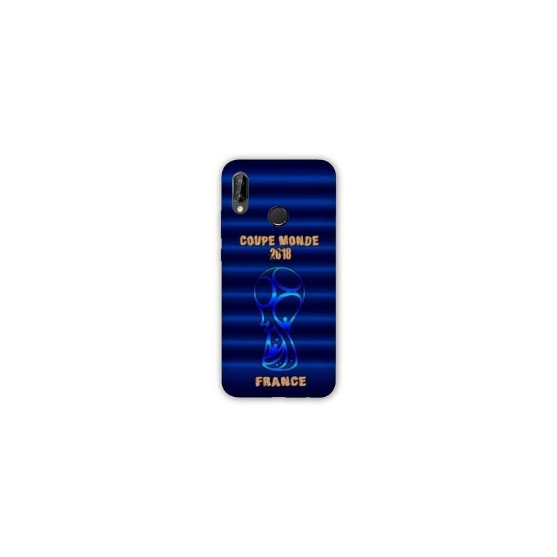 Coque Huawei P20 Lite coupe monde football 2018