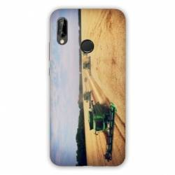 Coque Huawei P20 Lite Agriculture