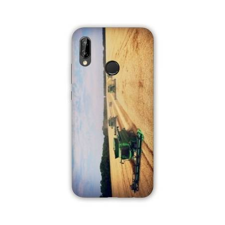 Coque Pour Huawei P20 Lite Agriculture