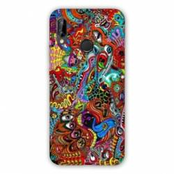 Coque Huawei P20 Lite Psychedelic