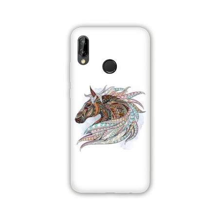 Coque Huawei P20 Lite Animaux Ethniques