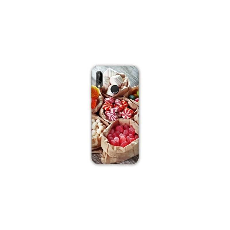 Coque Huawei P20 Lite Gourmandise