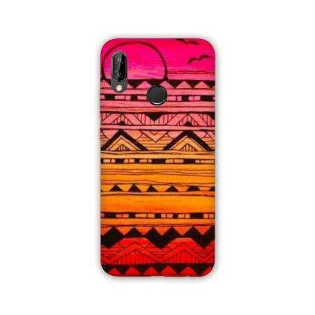 Coque Huawei P20 Lite motifs Aztec azteque