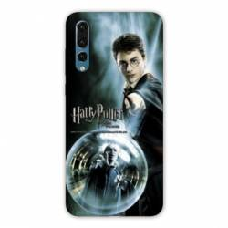 Coque Huawei P20 WB License harry potter C