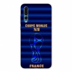 Coque Huawei P20 coupe monde football 2018