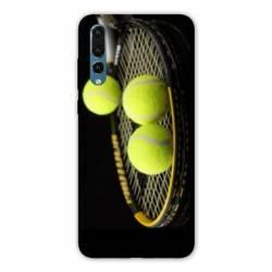 Coque Huawei P20 Tennis