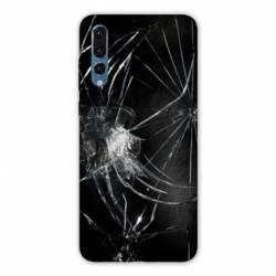 Coque Huawei P20 Trompe oeil