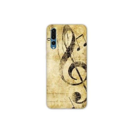 Coque Pour Huawei P20 PRO Musique