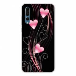 Coque Huawei P20 PRO amour