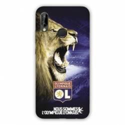 Coque Huawei P20 Lite Licence Olympique Lyonnais - Rage de vaincre