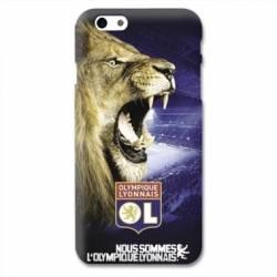Coque Iphone 8+ / 8 plus Licence Olympique Lyonnais - Rage de vaincre